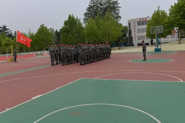 国防教育专业家长会议